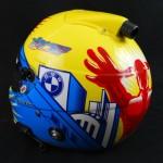 James helmet3