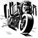 Norton Bikeman #1